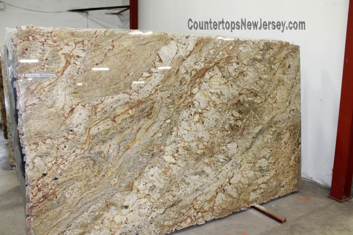 Typhoon Bordeaux Granite Slab NJ