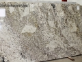 Giacial White Granite slab NJ