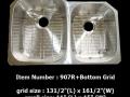 Number 907R+Bottom Grid