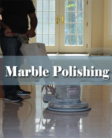 Marble Polishing,Honing & Sealing in NJ