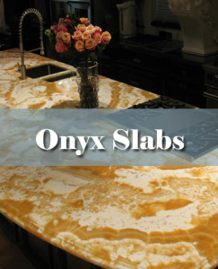 Onyx countertop Slabs in nj