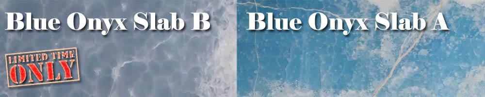 Blue Onyx Slabs NJ