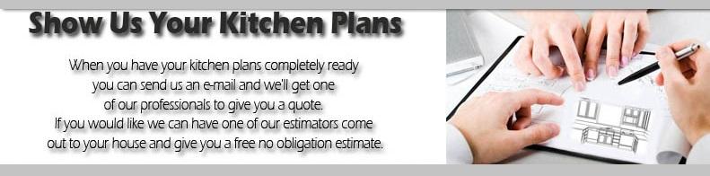 Show Us Your Kitchen Plans