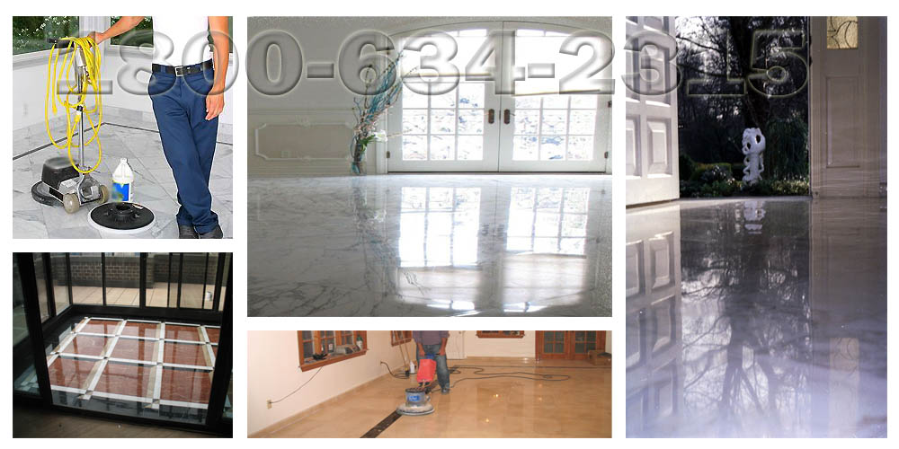 marble floor polishing nj