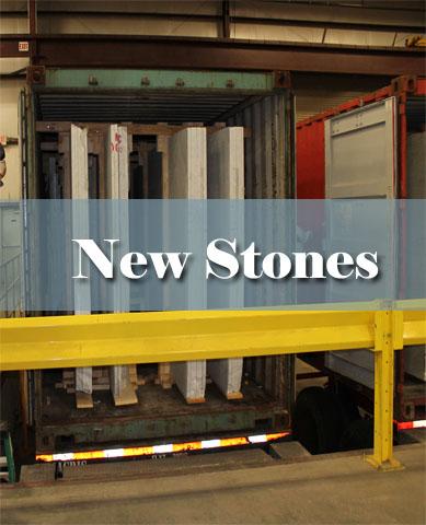 New Stones Slabs in NJ