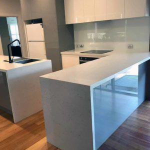White Quartz Countertops NJ