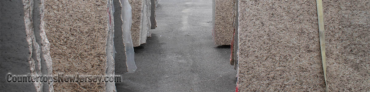 For large granite slabs selection
