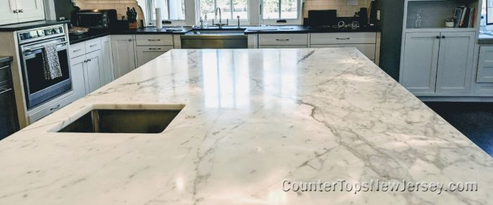 Marble Countertops in New Jersey
