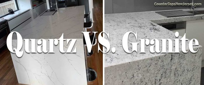 Quartz vs Granite Countertops : Everything You Need To Know