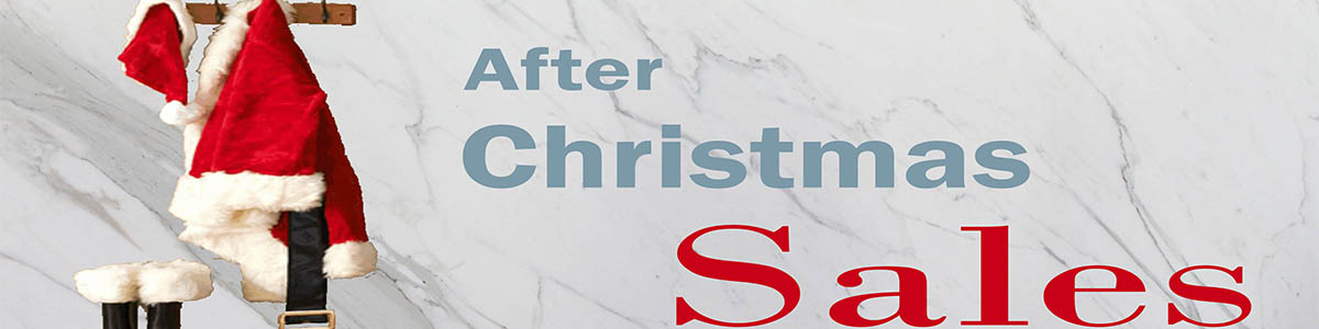 After Christmas countertops sales NJ